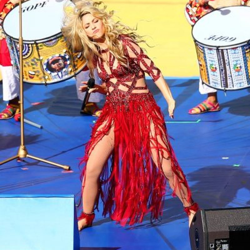 Shakira en julio 2014 Foto:Getty Images