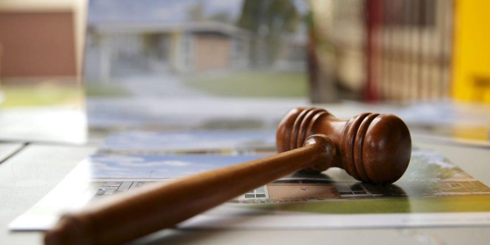 Dwayne Smith golpeó al acusado mientras esperaba su sentencia. Foto:Getty Images