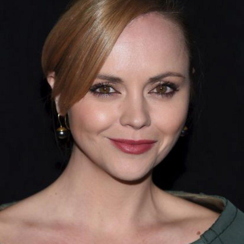Christina tiene 35 años Foto:Getty Images