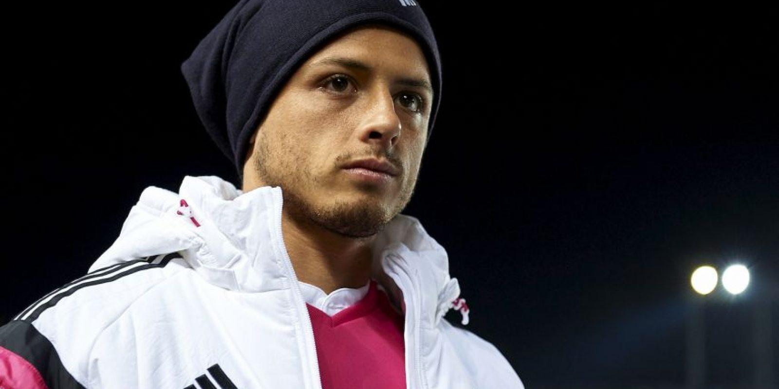 2. Javier Hernández Foto:Getty Images