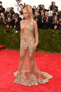 Beyoncé en mayo 2015 Foto: Getty Images