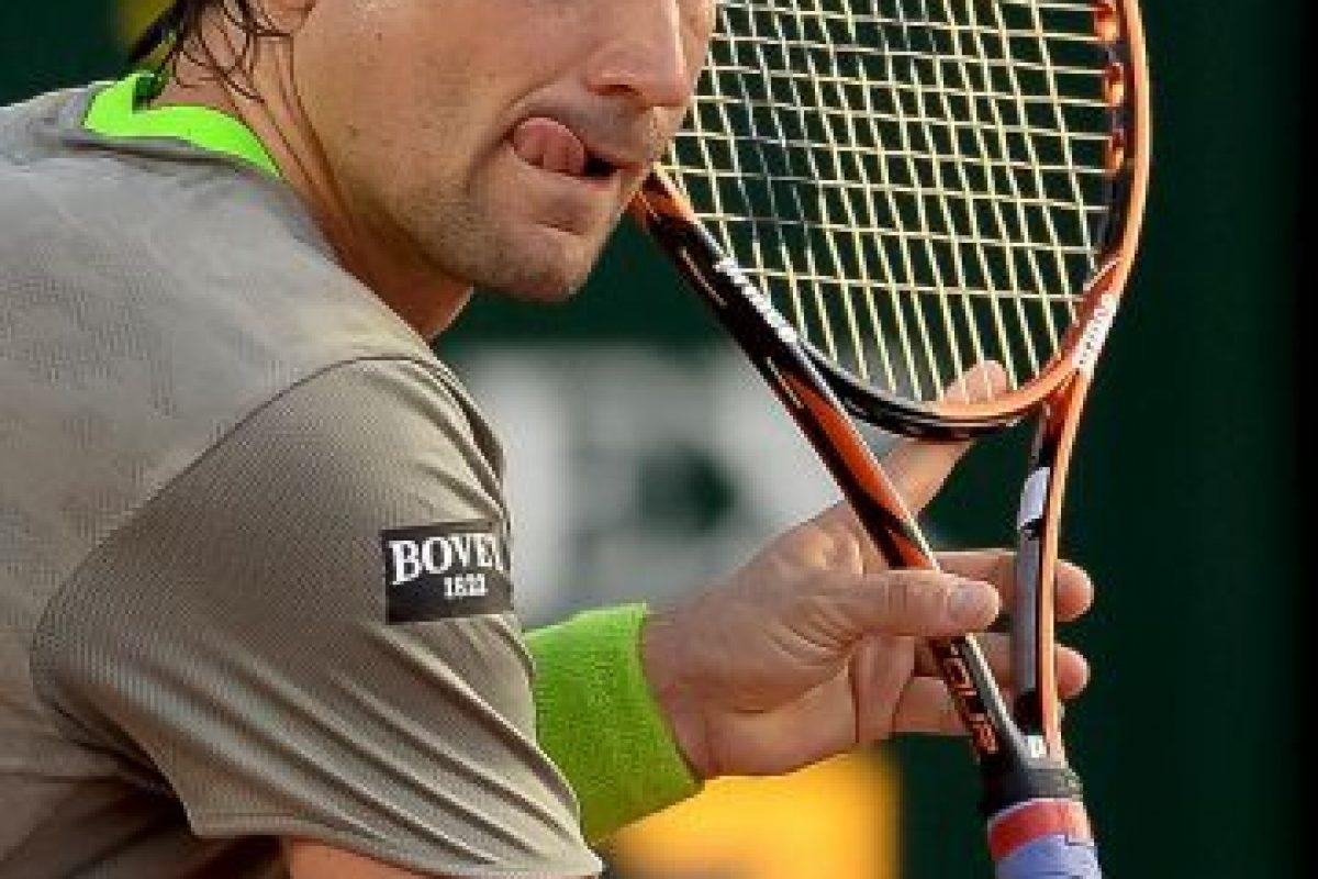 5. David Ferrer (España) Foto:Getty Images