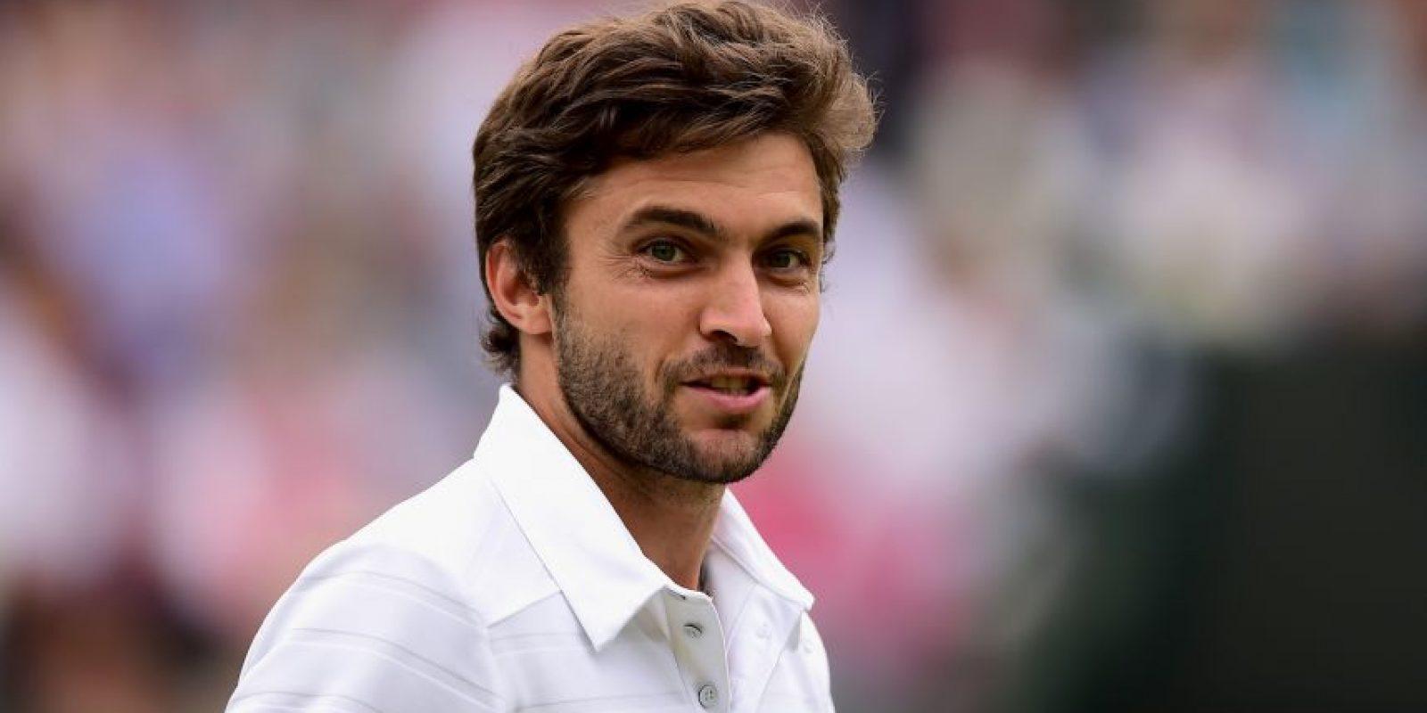El francés de 30 años es el número 11 del mundo. Foto:Getty Images