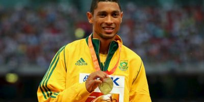 Wayde van Niekerk Foto: Getty Images