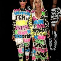 Amber Rose y Blac Chyna Foto: Getty Images