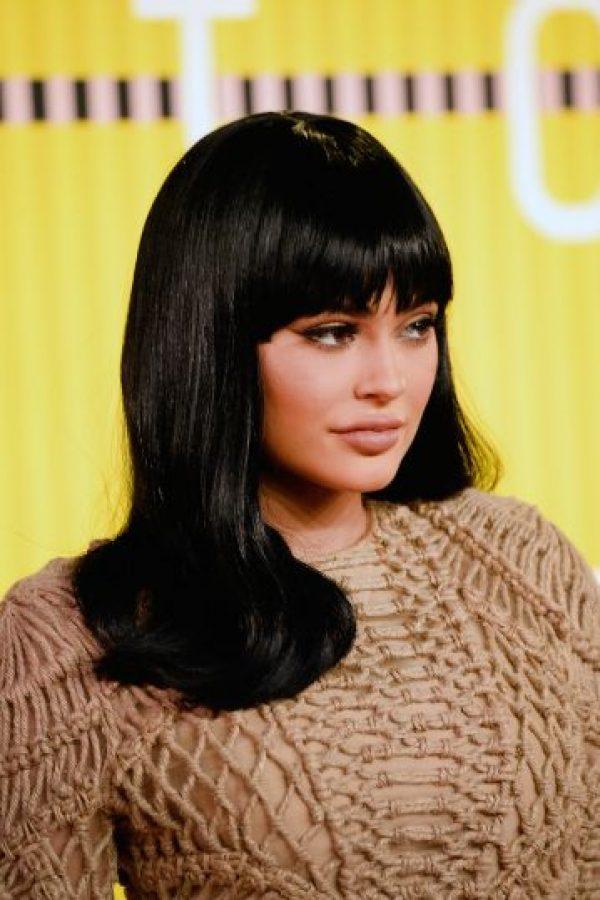 Kylie Jenner en agosto 2015 Foto:Getty Images