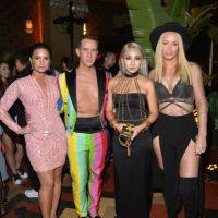 Demi Lovato, Jeremy Scott, Korean e Iggy Azalea Foto:Getty Images