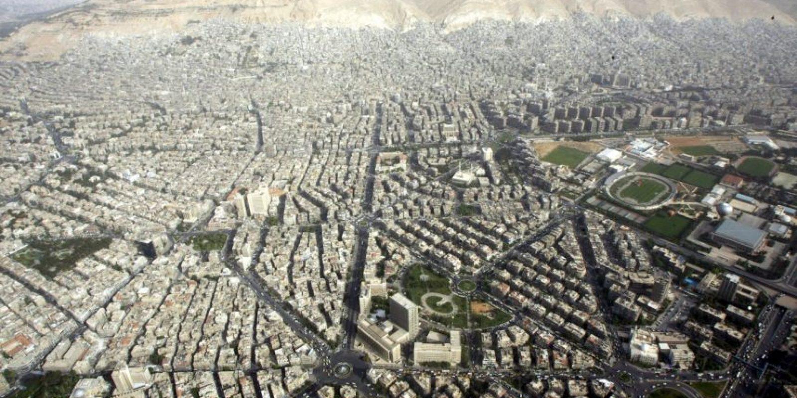 2. Damasco, en Siria Foto:Getty Images