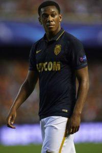 El exfutbolista del Mónaco fue adquirido por el Manchester United a cambio de 55.5 millones de euros Foto:Getty Images