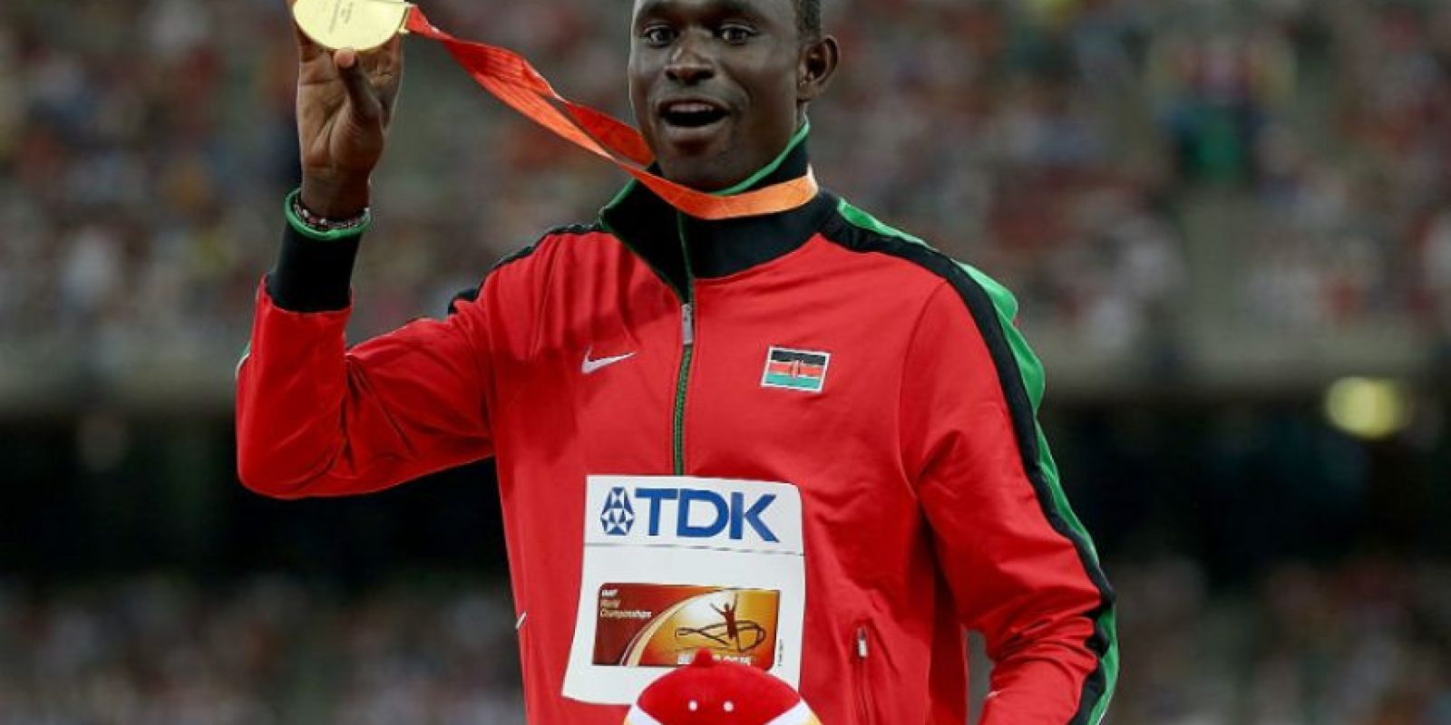 David Rudisha Foto: Getty Images