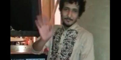 Video: Impactante momento en el que hombre parece tener el cuello roto