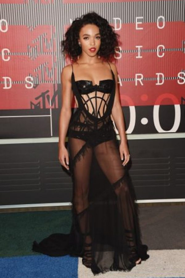 La cantante Tahliah Barnett: FKA twigs Foto: Getty Images