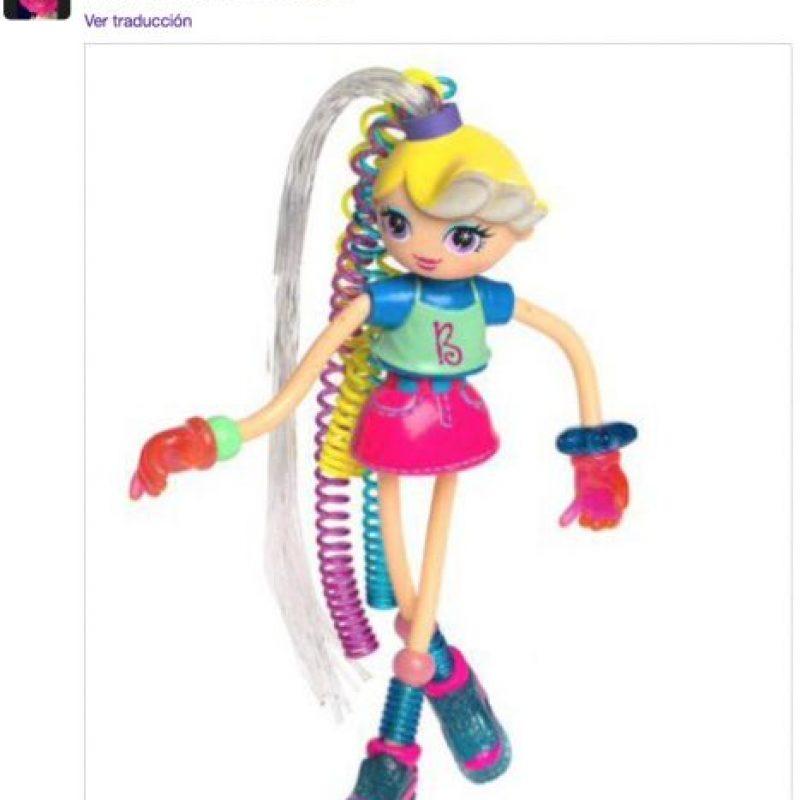 ¿Miley? Foto:Vía Twitter