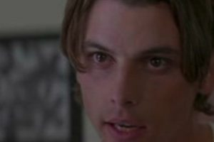 "Skeet Ulrich era ""Billy Loomis"" en ""Scream"" Foto:Via wikia.com"