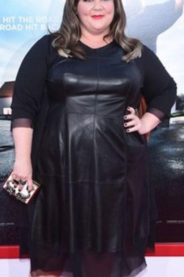 La actriz ha bajado más de 30 kilos (66 libras) en 12 meses Foto:Getty Images