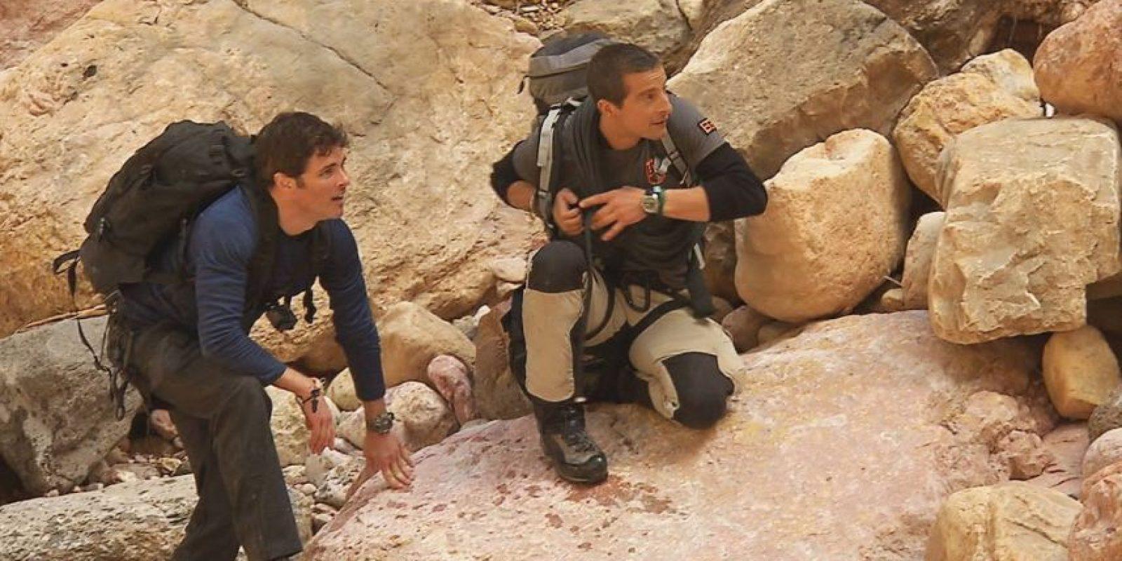La primera temporada comenzó el 28 de julio de 2014 y terminó el 8 de septiembre de 2014. Foto:Vía facebook.com/NBCRunningWild