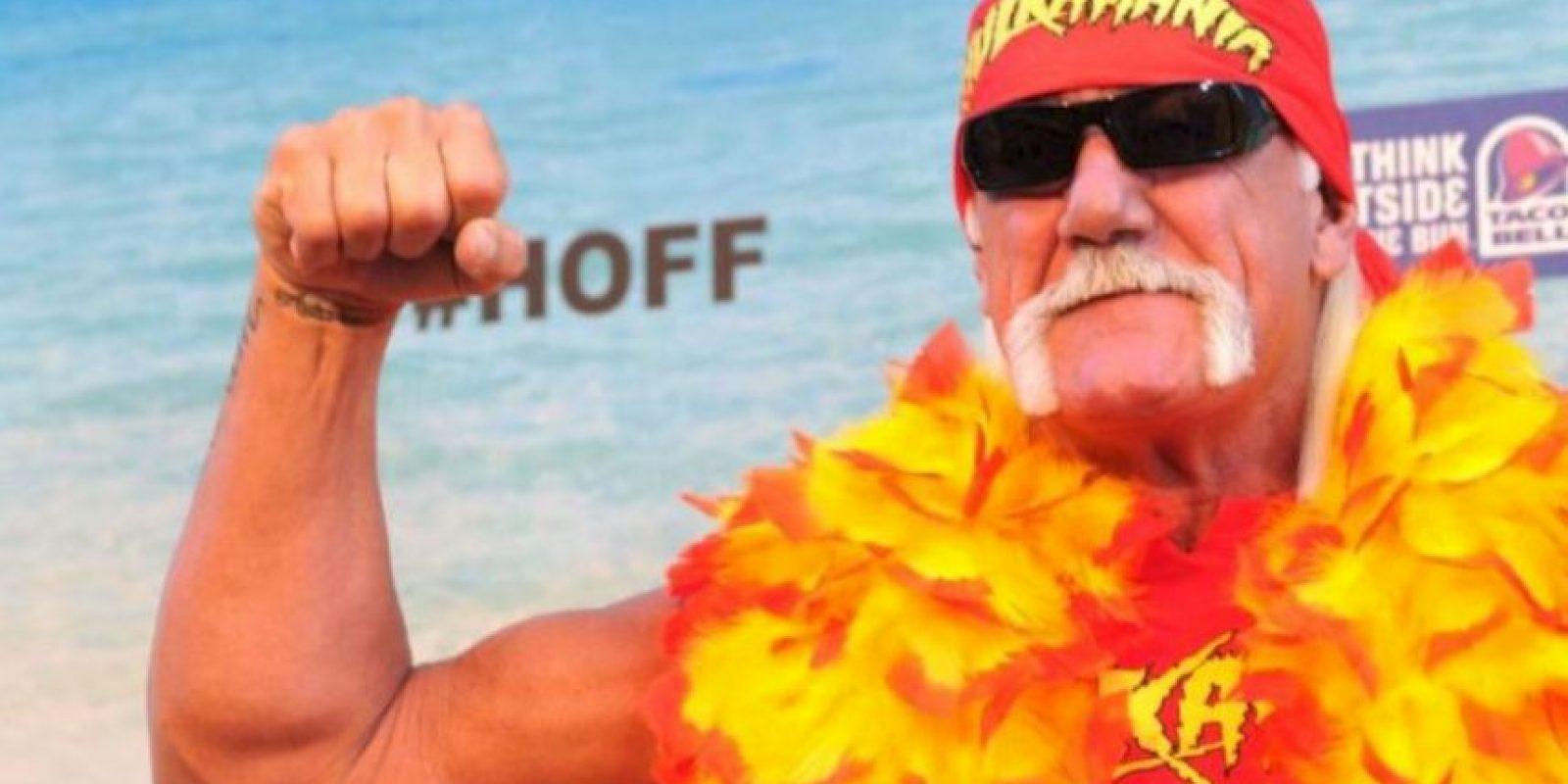 Hogan es uno de los luchadores más importantes de la histora de la lucha libre de Estados Unidos Foto:WWE