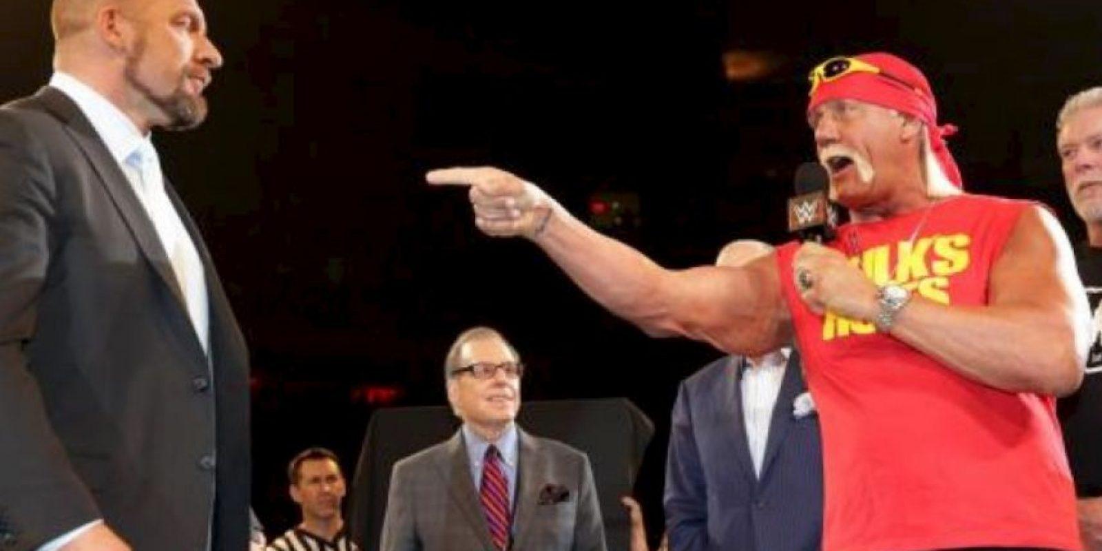 Comentarios racistas le costaron la salida de la WWE Foto:WWE