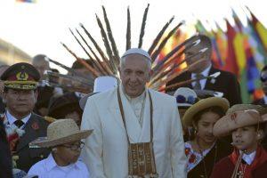El domingo 26 viajará a Filadelfia Foto:AFP