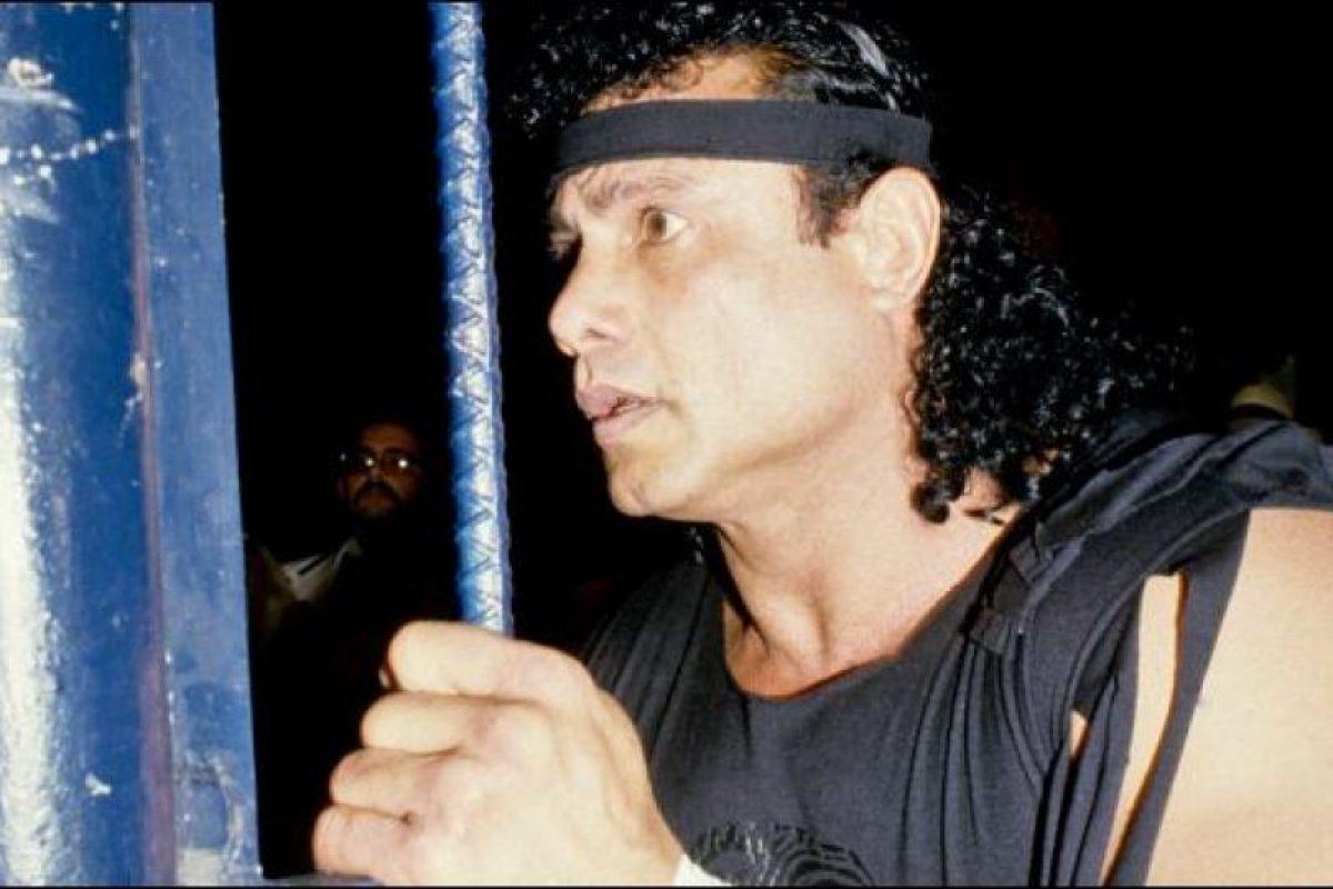 Ahora tiene 72 años Foto:WWE
