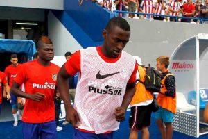 Llegó como el flamante refuerzo del Atlético de Madrid que le pagó al Porto 35 millones de euros. Foto:Vía facebook.com/AtleticodeMadrid