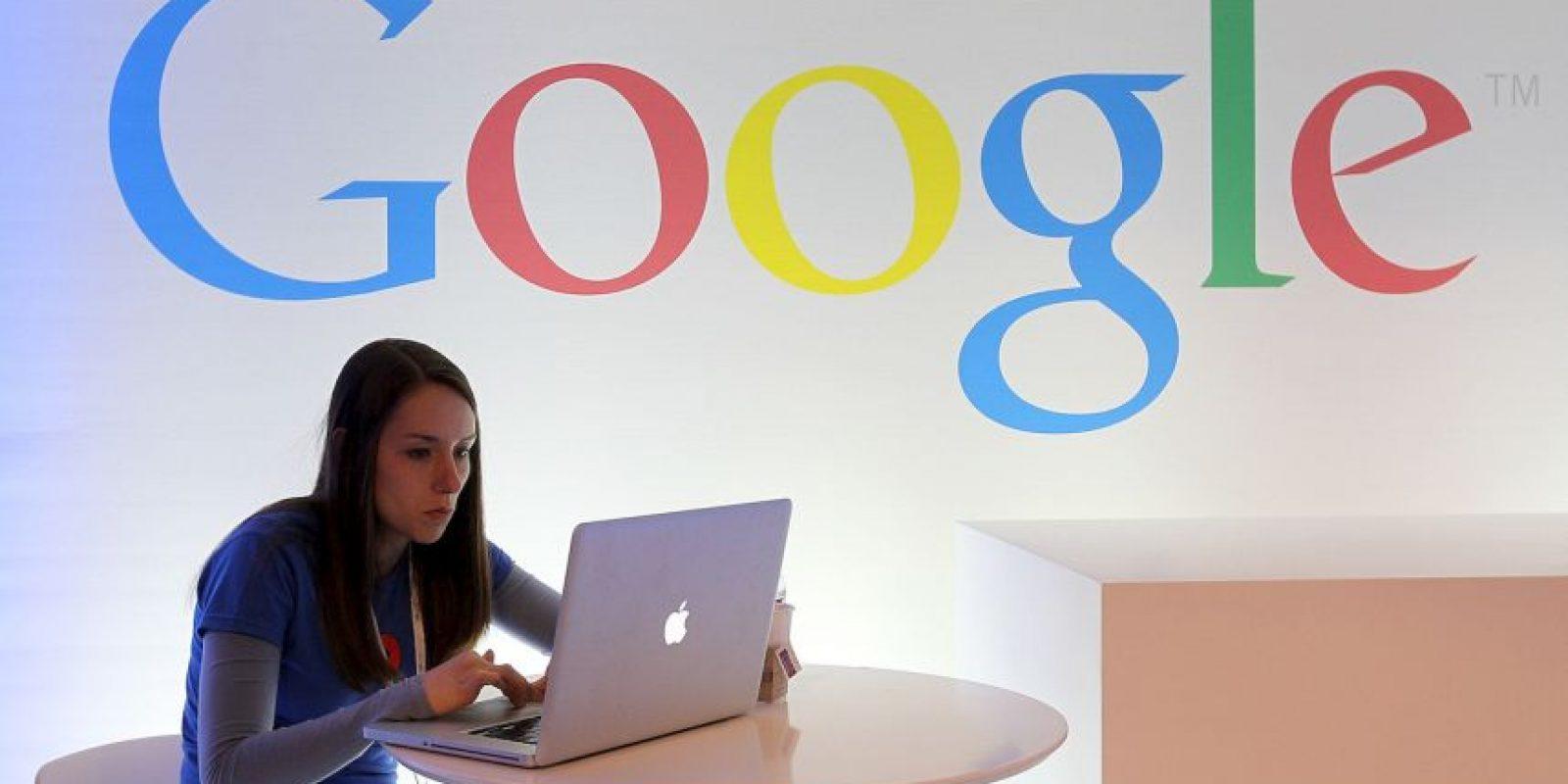 Google recibe el 65,4% de las visitas orientadas a realizar búsquedas en Internet. Microsoft Bing, por su parte, tan sólo obtiene el 10% Foto:Getty Images