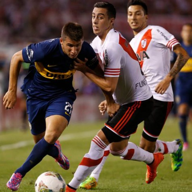 Torneo Argentino: River Plate vs. Boca Juniors. Foto: Getty Images