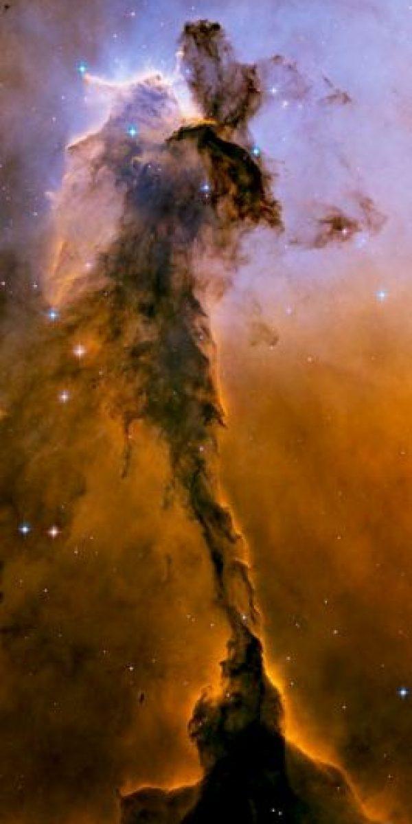 Orbita en la atmósfera exterior de la Tierra Foto:Getty Images