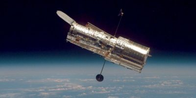 Cumplió 25 años en órbita el pasado 24 de abril Foto:Getty Images