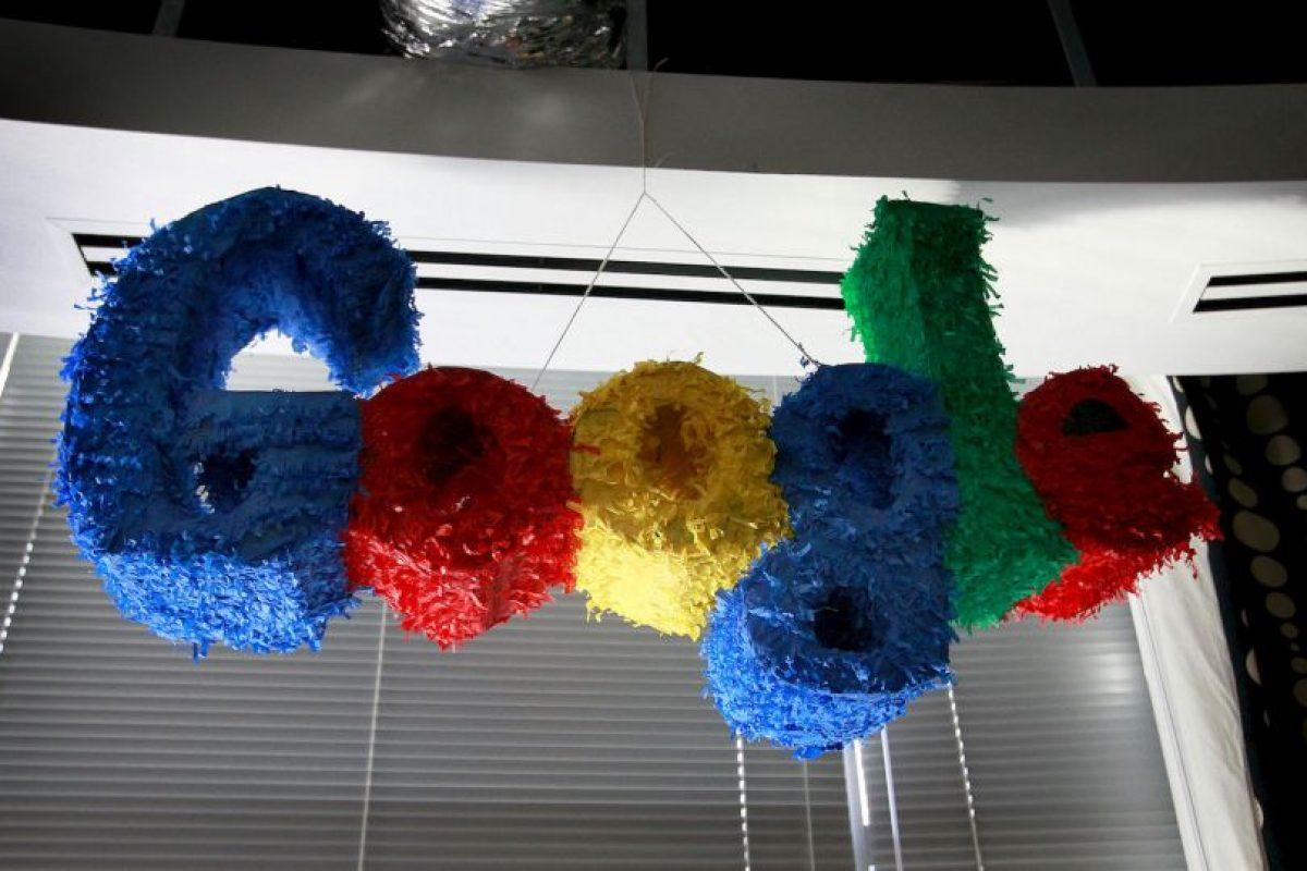 "La palabra ""gúgol"" (googol, en inglés), un término matemático que expresa 10 elevado a la centésima potencia Foto:Getty Images"