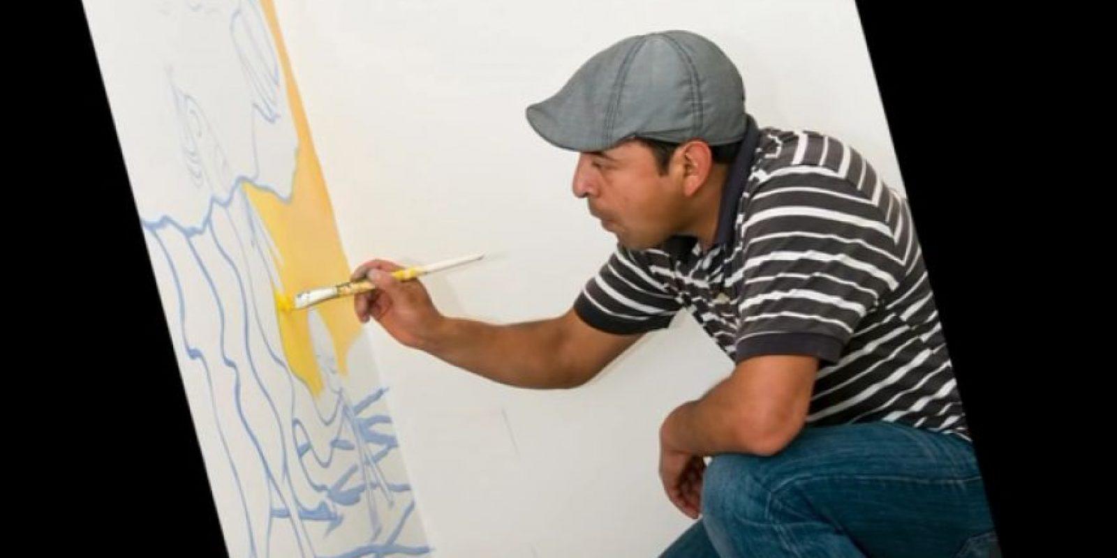 Foto:YouTubeCortesía Josué Hernández/Darsc Art Gallery