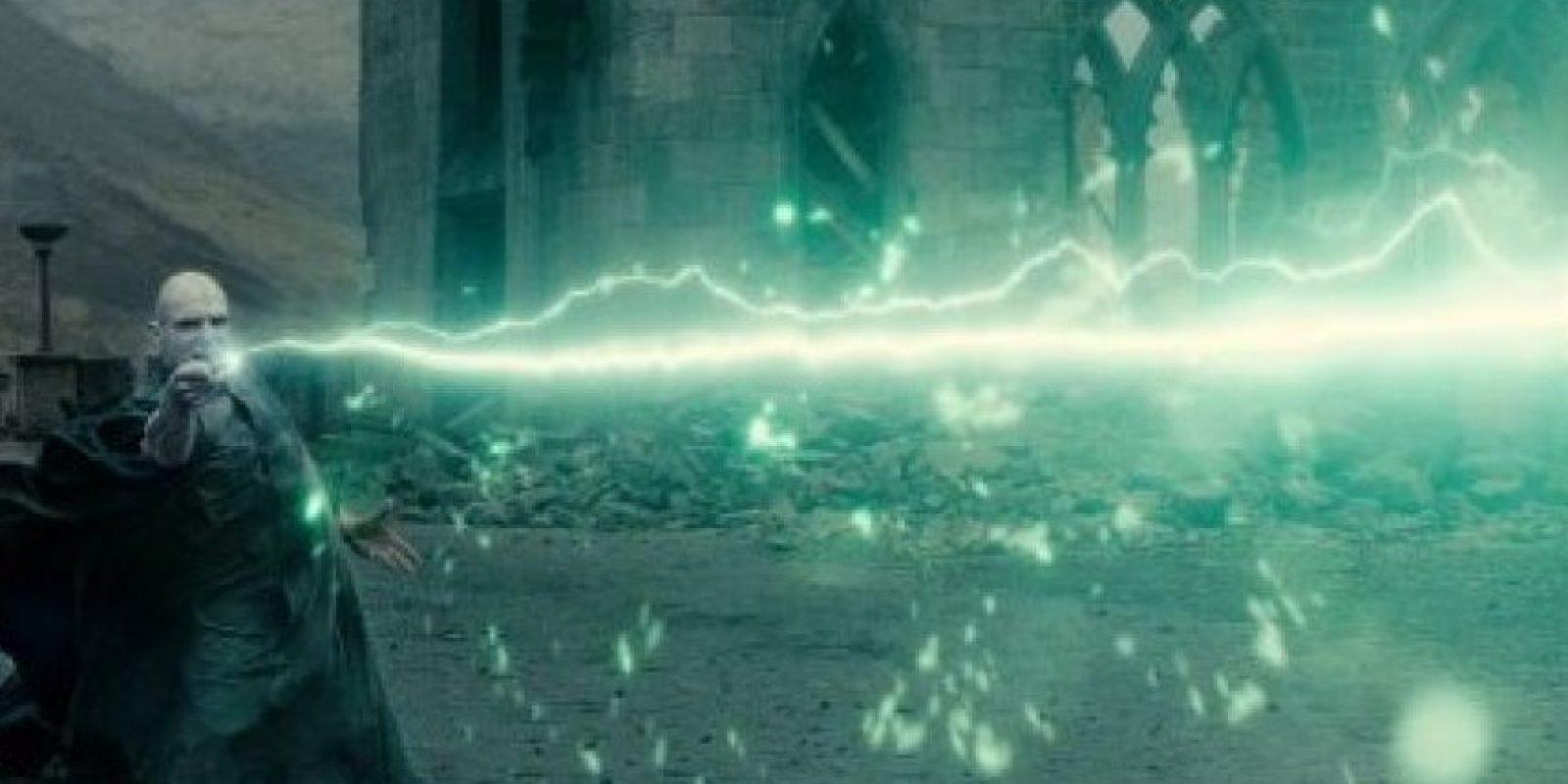 """Según el libro, la batalla de """"Hogwarts"""" termina en 1998. Foto:IMDb"""