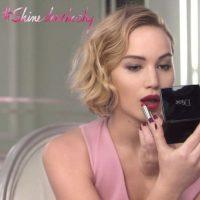 """La actriz ha sido por tres años la cara de """"Dior"""" Foto:Instagram/Dior"""