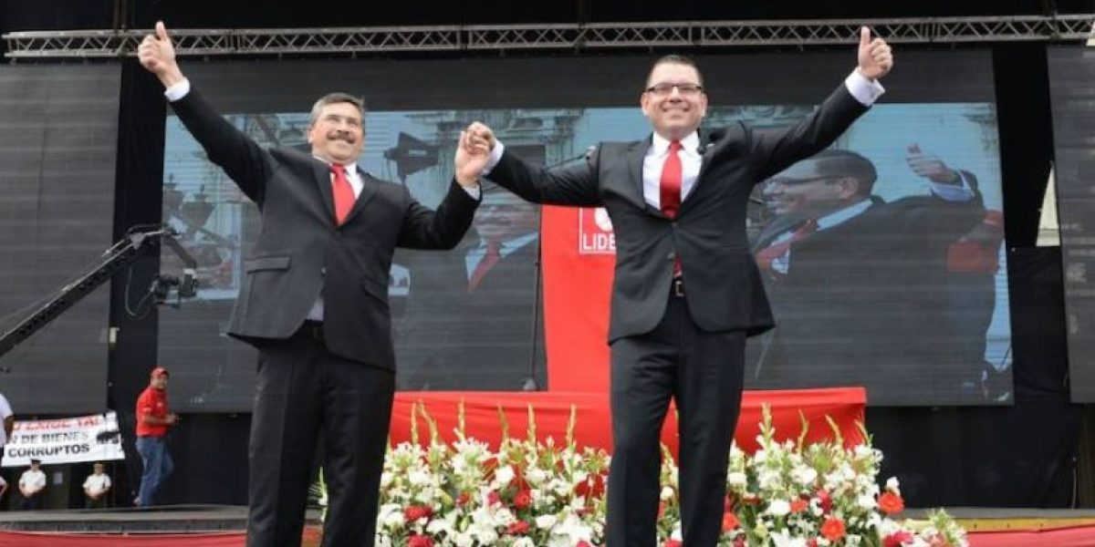 Tribunal Supremo Electoral sanciona a los partidos Líder y CNN