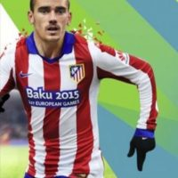 El francés Griezmann es el goleador del club español Atlético de Madrid. Foto:EA Sports