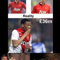 Y para el Manchester United que… ¿fichó a quién? Foto:Vía twitter.com/troll__football