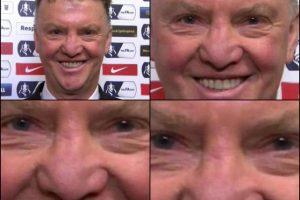 Algunos culparon a Louis Van Gaal. Foto:Vía twitter.com/troll__football