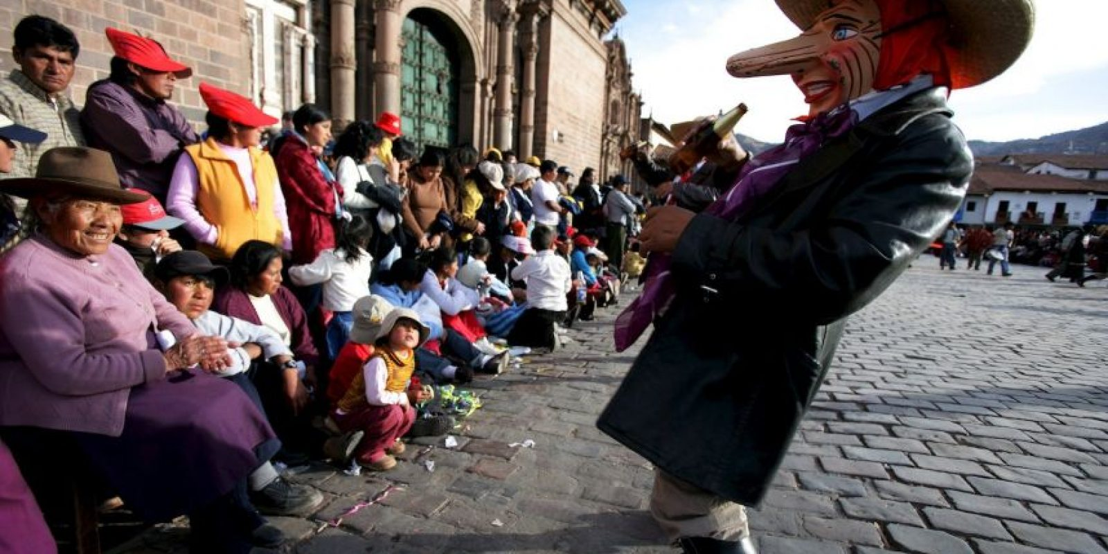 23. Cuzco, Perú, ganó 86.111 puntos. Foto:Getty Images
