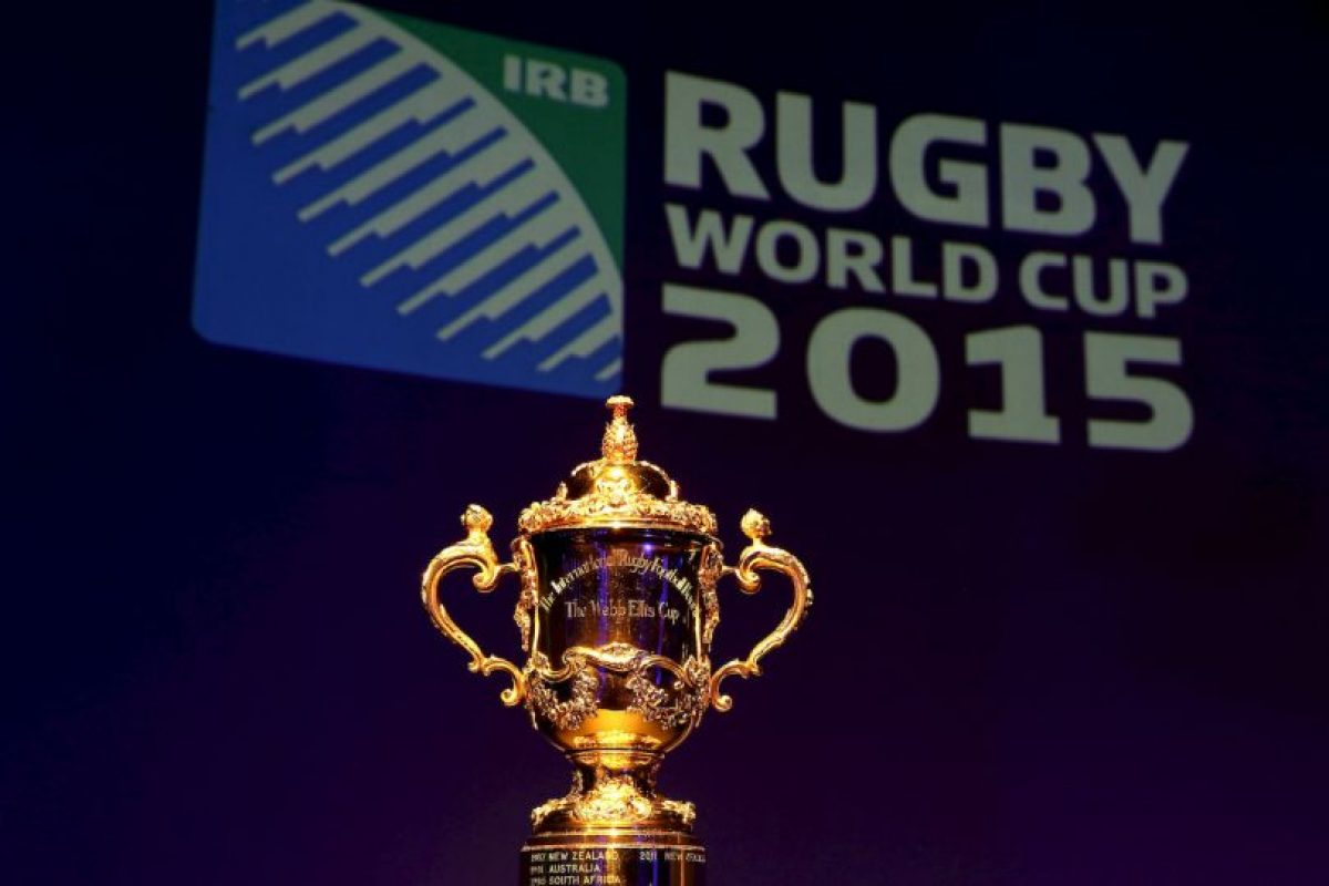 Mundial de Rugby en Inglaterra. Foto:Getty Images