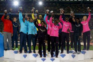 Liga Diamante de Atletismo en Bélgica. Foto:Getty Images