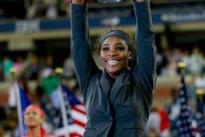 Final femenina del US Open. Foto:Getty Images