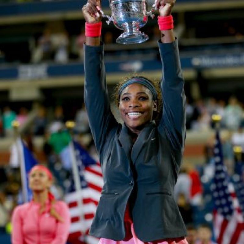 Final femenina del US Open. Foto: Getty Images
