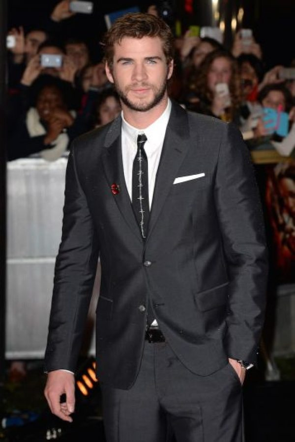 Liam Hemsworth es un actor australiano. Foto: Getty Images