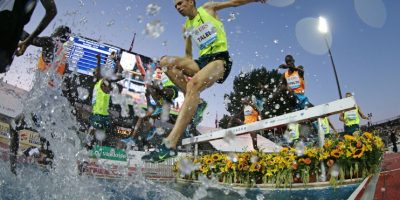 Liga Diamante de Atletismo en Suiza. Foto: Getty Images