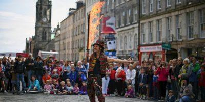 9. Edimburgo, Escocia, fue calificada con 89.422 puntos. Foto:Getty Images