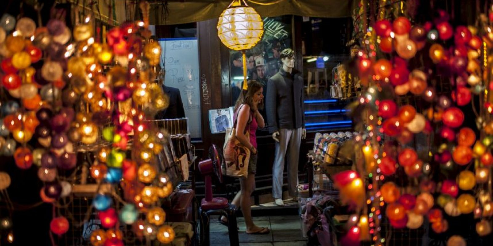 20. Bangkok, Thailand, que no deja de aparecer en los listados ganó 86.495 puntos. Foto:Getty Images