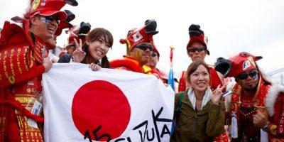 Mundial de Fórmula 1 -> Gran Premio de Japón Foto:Getty Images