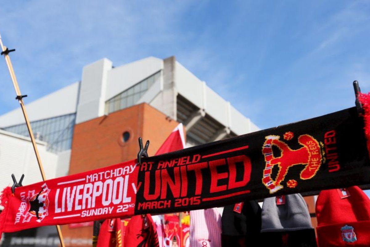 Premier League: Manchester United vs. Liverpool. Foto:Getty Images