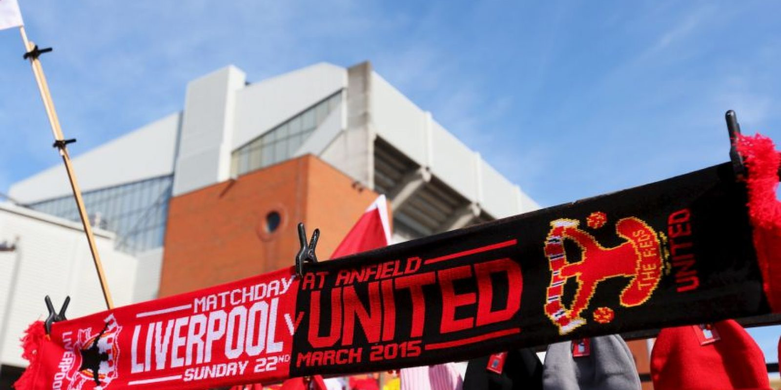 Premier League: Manchester United vs. Liverpool. Foto: Getty Images