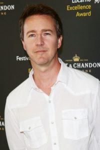 Edward Norton. Salió un ratito con Cameron en 1999 Foto:Getty Images